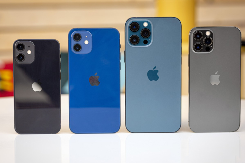 Cấu hình iPhone 12 vượt trội