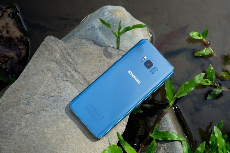 thiết lập camera Galaxy S8 và S8 Plus không mang đến quá nhiều cải tiến