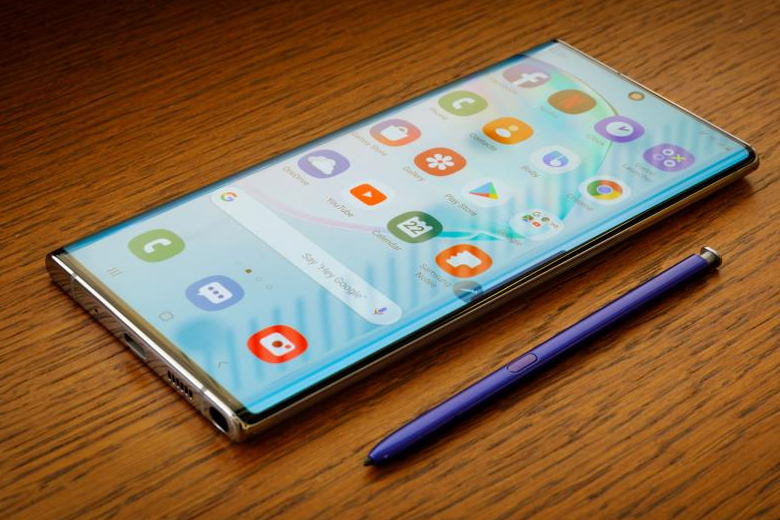 Hiệu năng trên Galaxy Note 10 và Galaxy Note 10 Plus vượt trội