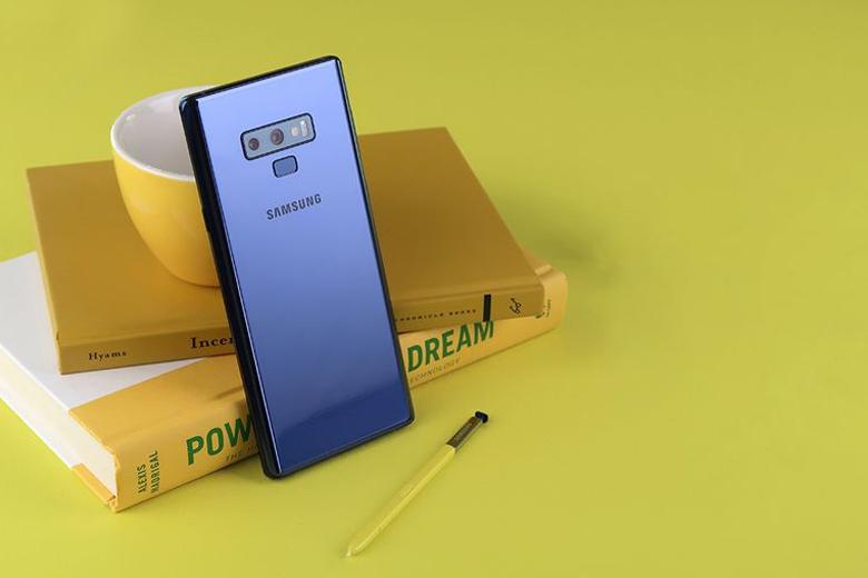 Cấu hình Galaxy Note 9 tùy vào thị trường sẽ được trang bị từng phiên bản chip xử lý khác nhau