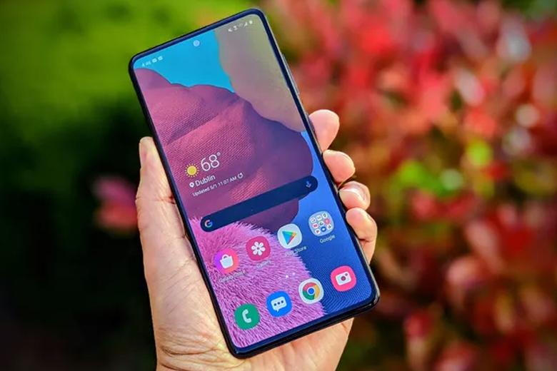 Samsung Galaxy A51 là điện thoại Samsung giá phải chăng nhất