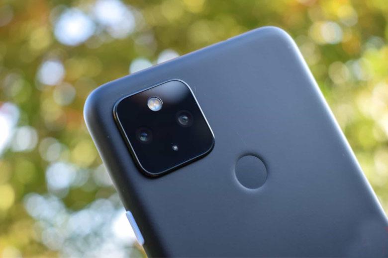 Google Pixel 4A 5G 128GB (New Nobox) có camera góc rộng 12.2MP và camera góc siêu rộng 16MP