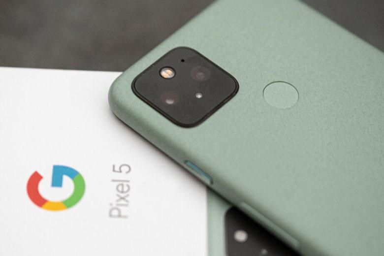 hệ thống camera Google Pixel 5 128GB ấn tượng