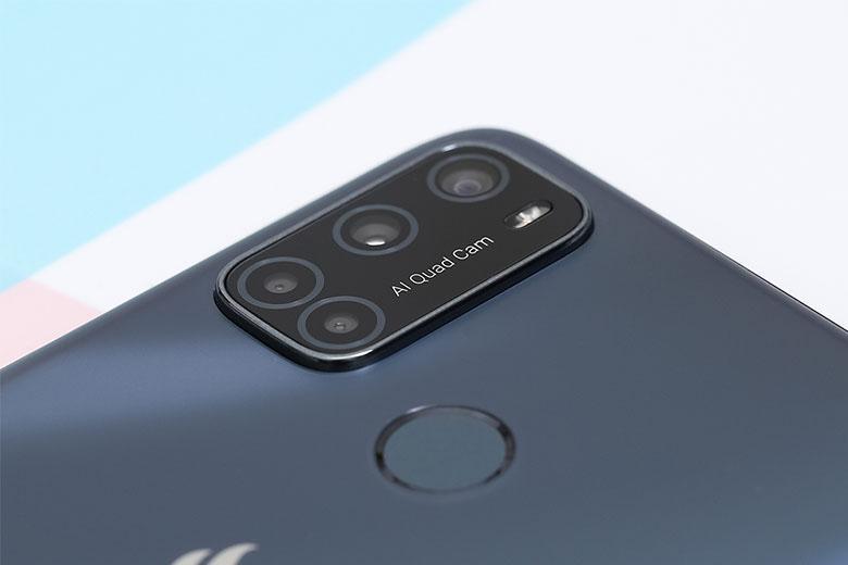 Máy ảnh Vsmart Joy 4 được nâng cấp vượt trội