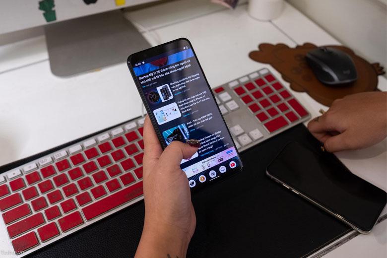 google Pixel 4 XL 64GB (New Nobox) có hiệu suất mạnh mẽ