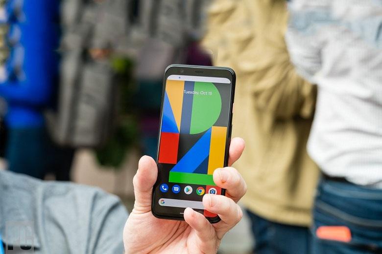 Google Pixel 4 64GB (New Nobox)sở hữu màn hình kích thước 5.7 inch