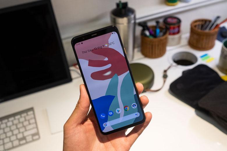 Google Pixel 4 XL cũ 99% có màn hình hiển thị chân thật