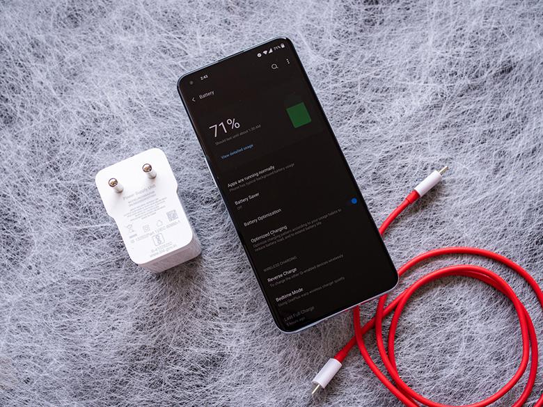 OnePlus 9 đi kèm sạc nhanh 65W