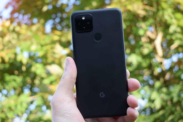 Ngoại hình Google Pixel 4A 5G 128GB (New Nobox) sang trọng