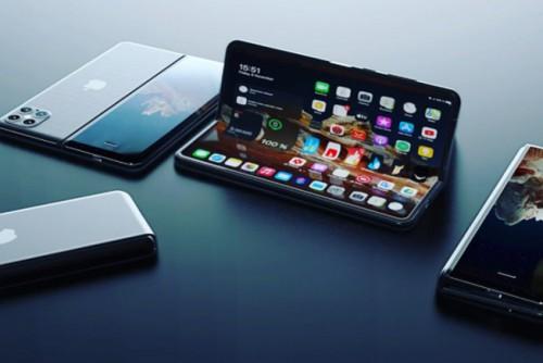 iPhone màn hình gập có khả năng sẽ được Apple trình làng vào năm 2023