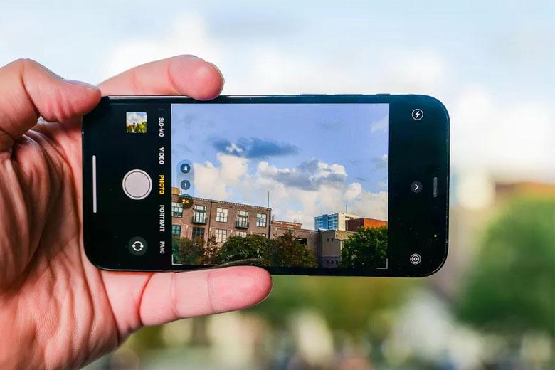 Phone 12 64GB sở hữu máy ảnh chuyên nghiệp