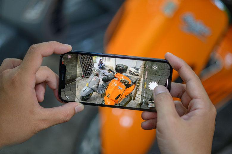 iPhone 12 Pro 256GB cũ chụp ảnh chuyên nghiệp