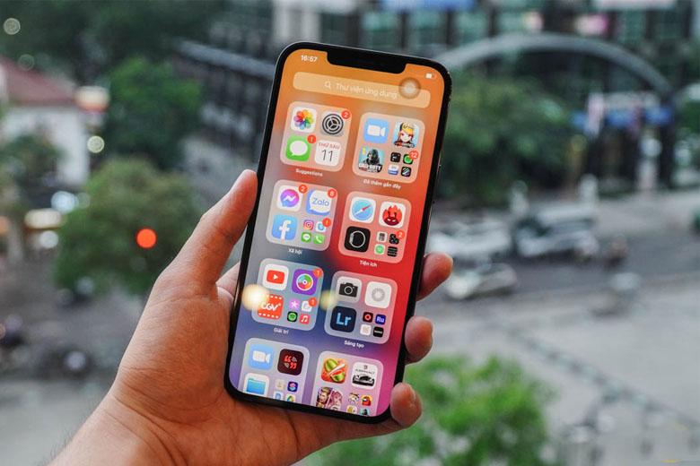 apple nâng cấp mạnh mẽ camera trên iPhone 12 Pro Max 256GB