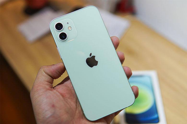 Thiết kế sang trọng của iPhone 11