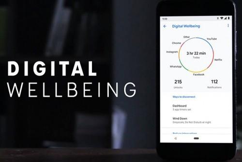 Bảo vệ sức khỏe khi sử dụng smartphone cùng Digital Wellbeing trên Android