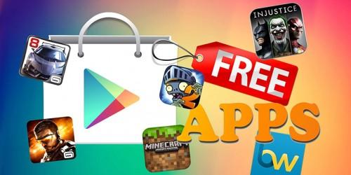 Top 5 ứng dụng Android miễn phí hay nhất trong tuần