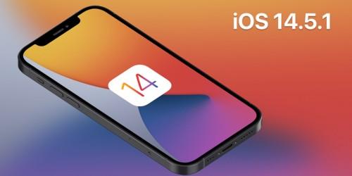 iOS 14.5.1 và iPadOS 14.5.1 bất ngờ được tung ra để sửa lỗi bảo mật quan trọng