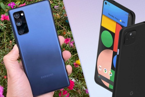 So sánh Google Pixel 5 và Samsung Galaxy S20: Đâu mới là cao thủ thật sự?