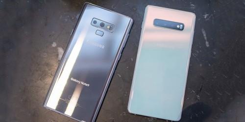 Tầm 7 triệu, nên mua Galaxy S10 5G hay Galaxy Note 9 ở thời điểm hiện tại