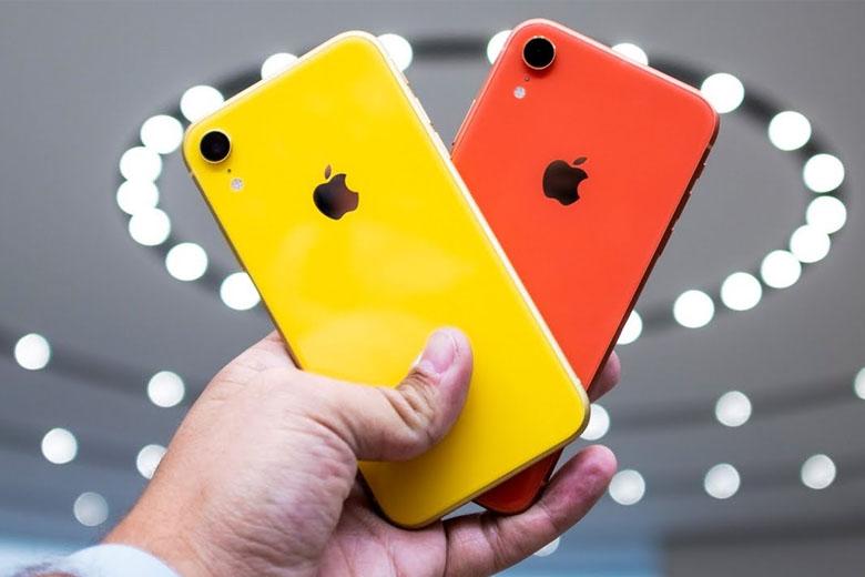 iPhone XR ra mắt vào năm 2018.