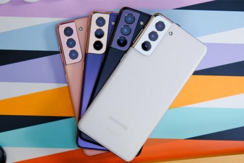 Galaxy S21 series đã bắt đầu được Samsung thử nghiệm Android 12