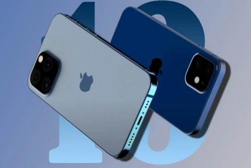 Dòng iPhone 13 lộ rõ thiết kế qua mô hình dummy với cụm camera xếp chéo mới lạ