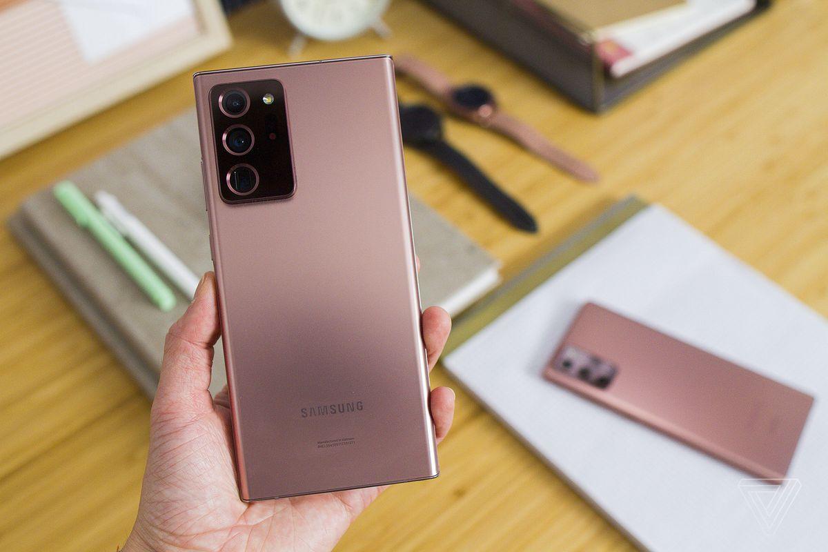 Camera trên Galaxy Note 20 Ultra 5G 256GB cũ Hàn Quốc đáp ứng tốt nhu cầu chụp ảnh