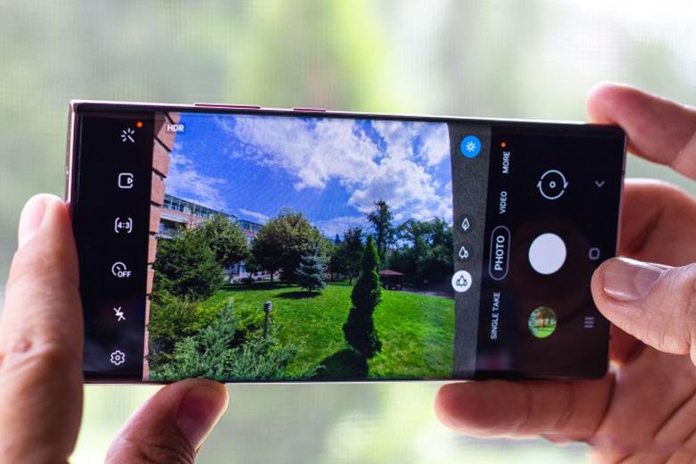 Hệ thống camera Galaxy Note 20 Ultra 5G 256GB chụp ảnh chuyên nghiệp