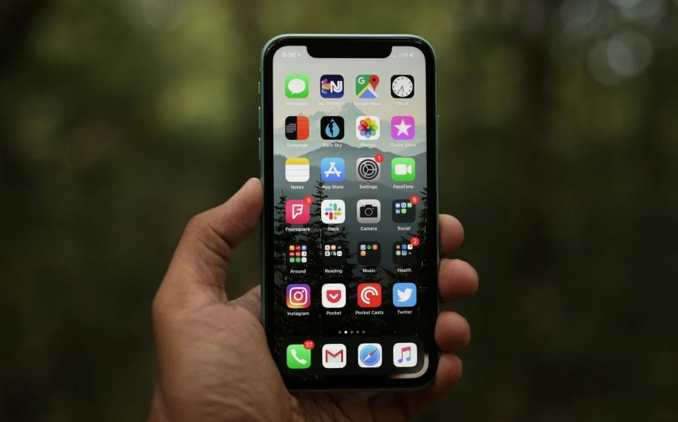 Cấu hình iPhone 11 64GB cũ được cung cấp sức mạnh từ chip xử lý Apple A13