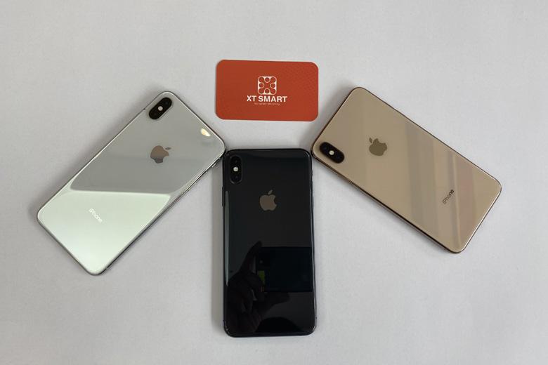 Cấu hình iPhone Xs Max 512GB cũ được cung cấp sức mạnh hàng đầu