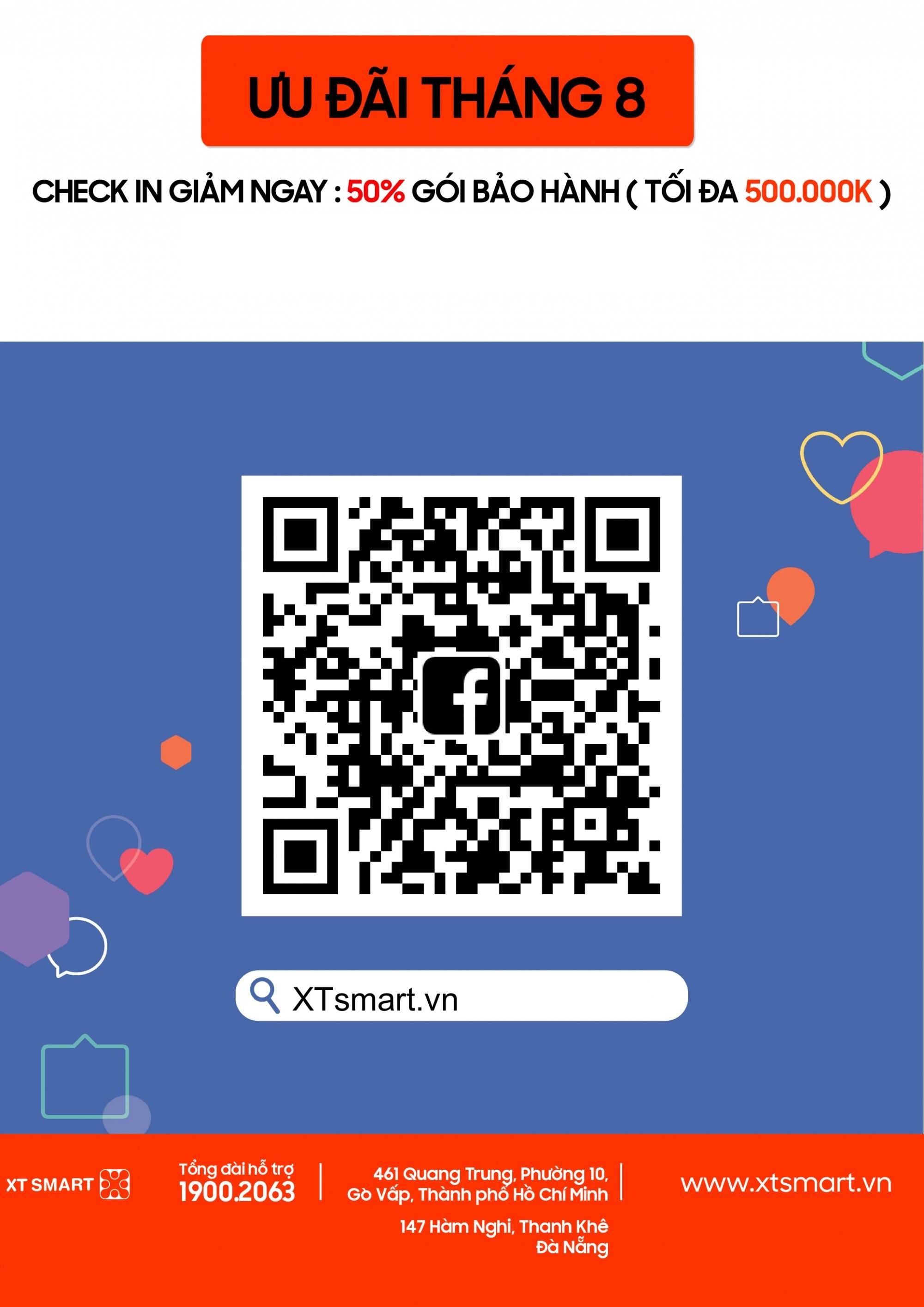 Check in Giảm Ngày 500K