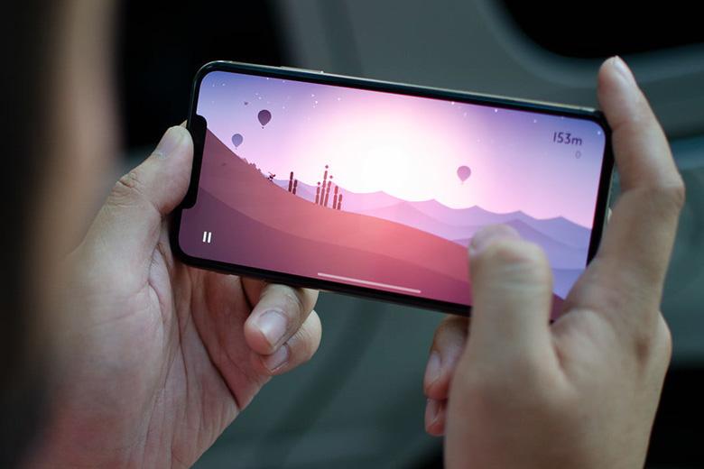 iPhone Xs Max 256GB cũ có kích thước màn hình 6.5 inch