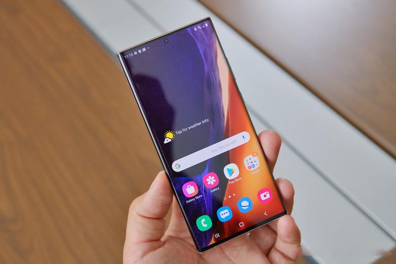 Galaxy Note 20 Ultra 5G 256GB cũ sở hữu màn hình lớn, trải nghiệm xuất sắc
