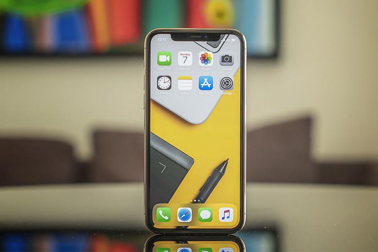 iPhone 11 Pro 256GB cũ sở hữu màn hình với kích thước 5.8 inch