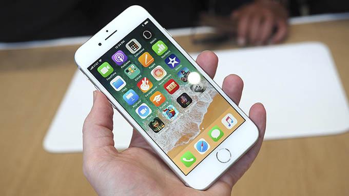 màn hình iPhone 8 256gb có kích thước 4.7 inch