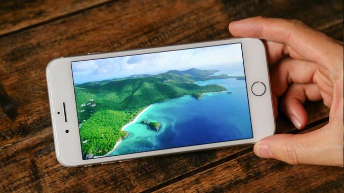 Màn hình iPhone 8 Plus 256GB cũ được đánh giá cao