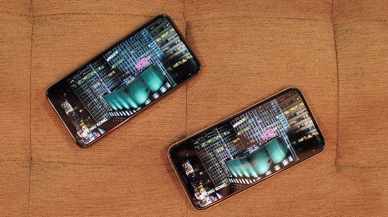 Màn hình iPhone Xs 256GB cũ vẫn sở hữu thiết kế tai thỏ