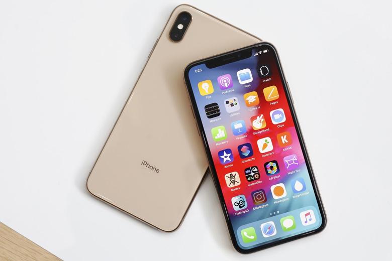 Màn hình iPhone Xs Max 512GB mang đến chất lượng hiển thị xuất sắc