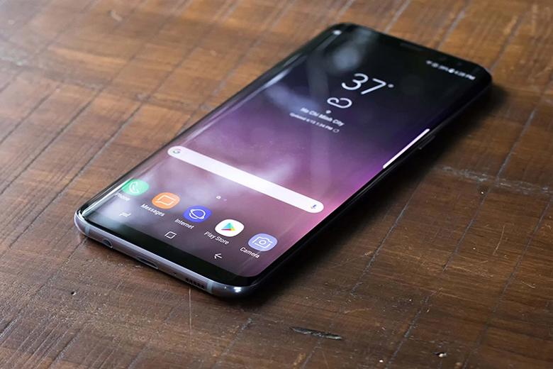 Samsung Galaxy S8 Plus Likenew Mỹ (4GB/ 64GB) được trang bị màn hình có kích thước 6.2 inch theo tỷ lệ màn hình là 18,5 : 9