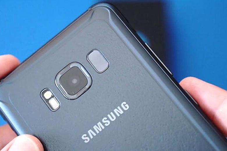 Galaxy S8 Active 64GB cũ Mỹ mang đến lối thiết kế hầm hố, mạnh mẽ