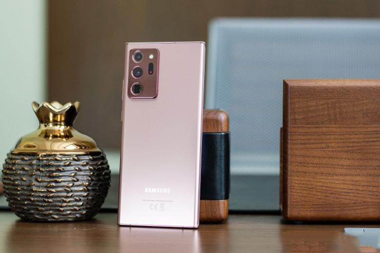 Thiết kế Galaxy Note 20 Ultra 5G 256GB dẫn đầu xu hướng