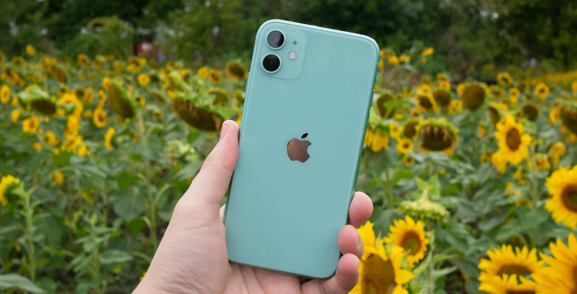 Thiết kế iPhone 11 128GB cũ sang trọng, bóng bẩy