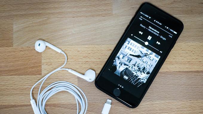 Thời lượng pin trên iPhone 7 256GB cũ được cải thiện