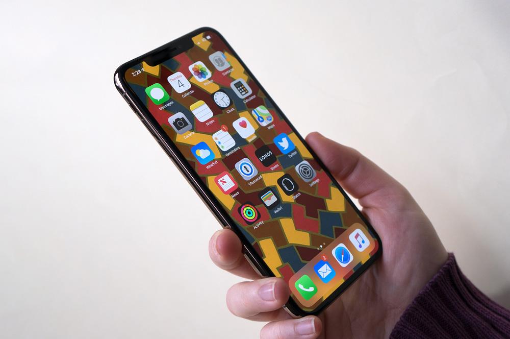 thời lượng pin trên iPhone Xs Max mang lại lâu hơn 1 giờ 30 phút