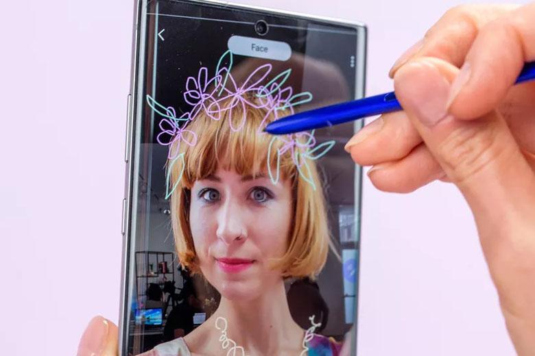 Galaxy Note 10 Plus 5G bản Hàn giá rẻ được trang bị 3 camera ở mặt sau