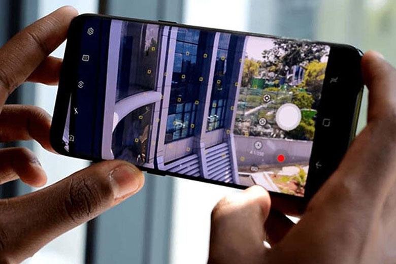 Galaxy S10 Plus 128GB New Nobox được trang bị 3 camera ở mặt sau