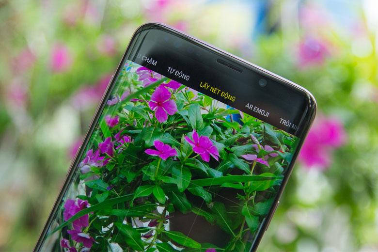 hình ảnh của Galaxy S9 Plus cũ Hàn Quốc thường cho độ sáng cao