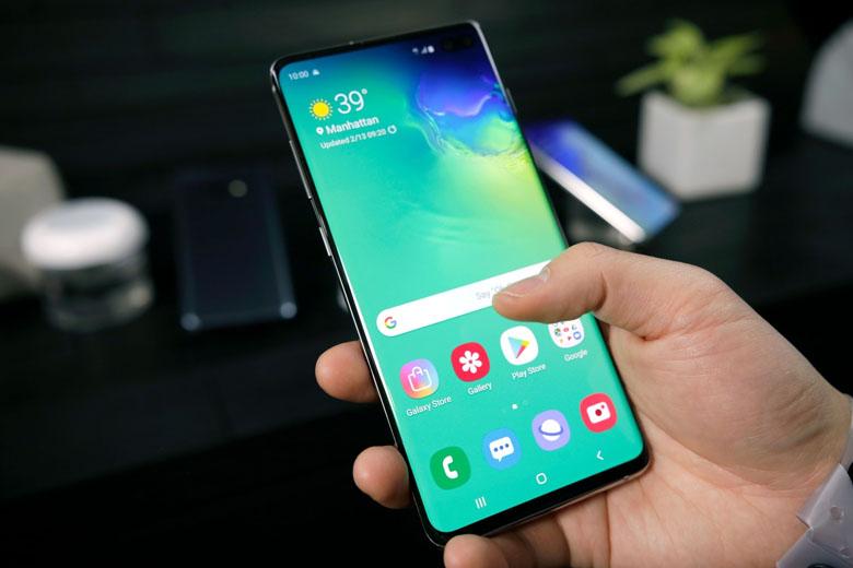 Galaxy S10 Plus 128GB cũ sở hữu hiệu năng mạnh mẽ vượt ngoài phân khúc