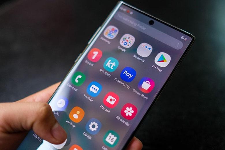 Galaxy Note 10 Plus 5G bản Hàn giá rẻ có RAM 12GB, bộ nhớ trong 256GB