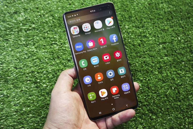 Galaxy S10 5G 512GB cũ Hàn Quốc giá rẻ sử dụng sức mạnh từ chipset Exynos 9820